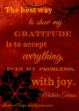 Grateful in ALL things??